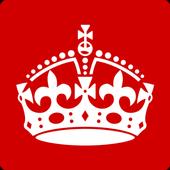 Monarchs of Britain icon