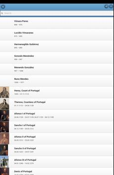 Monarchs of Portugal screenshot 4