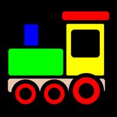 Locomotives icon