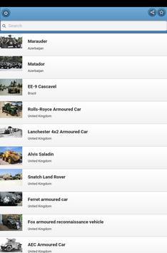 Armored cars apk screenshot