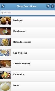 Food apk screenshot