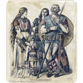 Germanic tribes icon