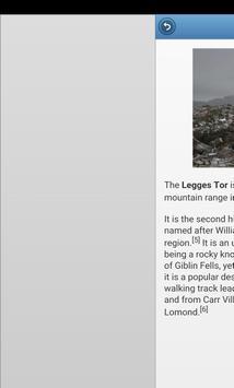 Ski resorts apk screenshot