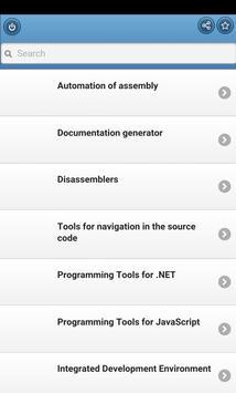 Tools programmer poster