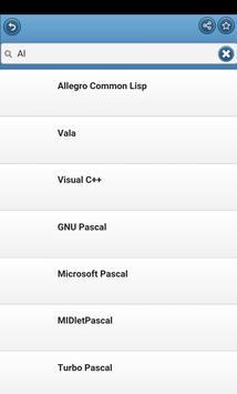 Compilers screenshot 3