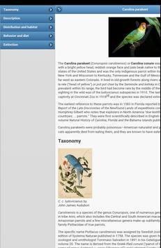 Parrots apk screenshot