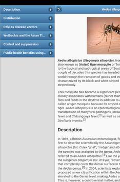 Insect pests apk screenshot