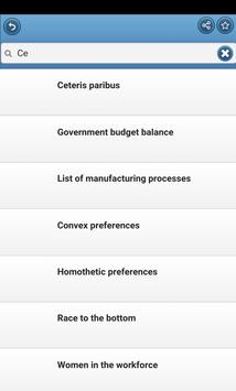 Economic terms screenshot 3