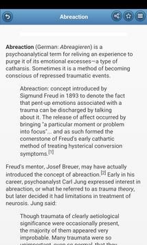 Psychological concepts apk screenshot