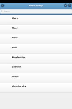Alloys apk screenshot