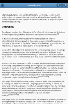 Philosophical terms apk screenshot