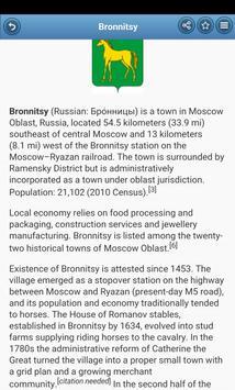 City Moscow Region screenshot 1