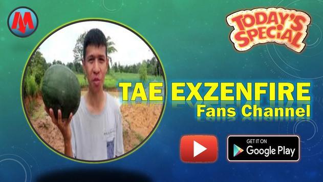 TAE EXZENFIRE Fans Channel screenshot 5