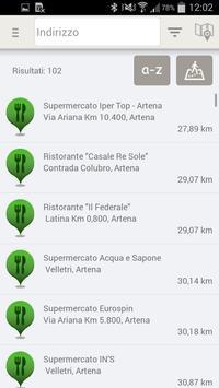 Monti Lepini apk screenshot