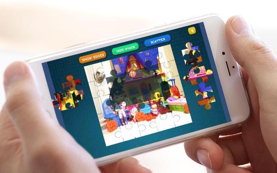 Jigsaw Doc Kids Girls Toys screenshot 3