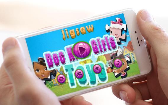 Jigsaw Doc Kids Girls Toys poster