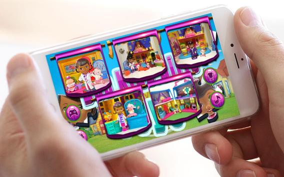Jigsaw Doc Kids Girls Toys screenshot 1