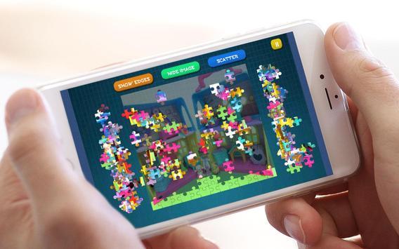 Jigsaw Doc Kids Girls Toys screenshot 5