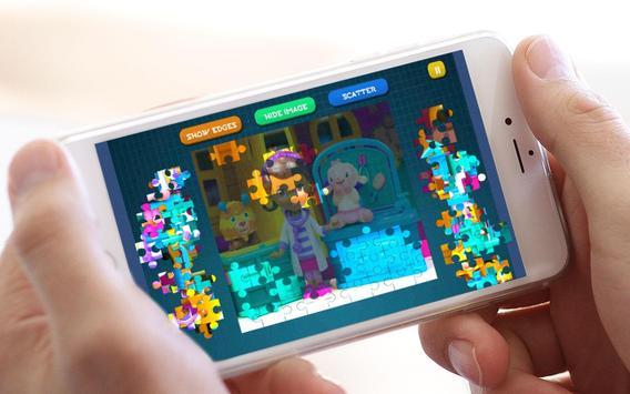 Jigsaw Doc Kids Girls Toys screenshot 6