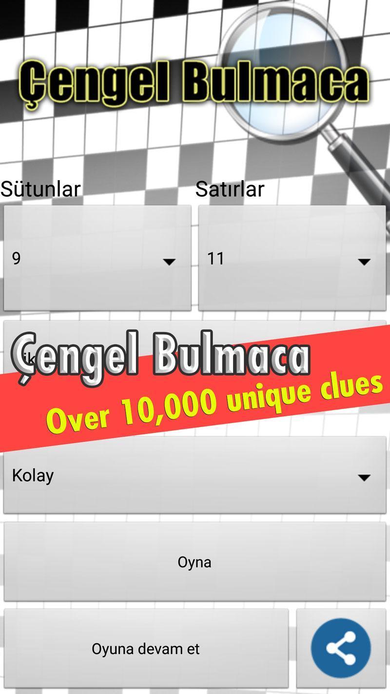 Çengel Bulmaca Türkce Kelime for Android - APK Download