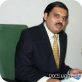 Dr Suhas Shah Appointments icon