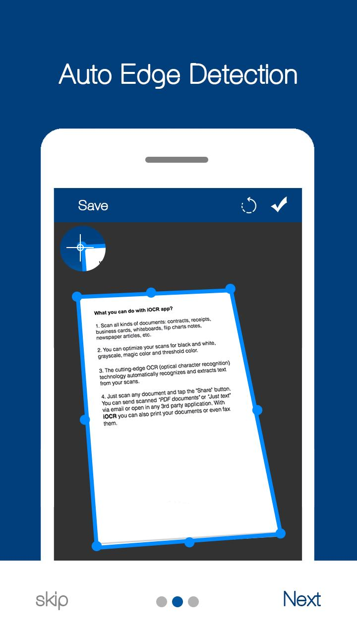 Document Scanner PDF and JPG - Image Text Reader for Android - APK