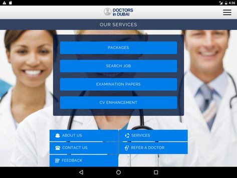 Doctors in Dubai apk screenshot