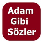 Adam Gibi Sözler icon