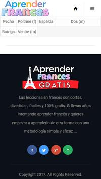 Aprender Frances Gratis screenshot 3