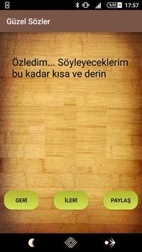 Güzel Sözler poster