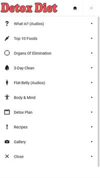 Detox Foods screenshot 3