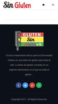Dieta Sin Gluten para bajar de Peso screenshot 3