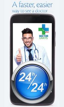 Doctor Gratis Plus poster