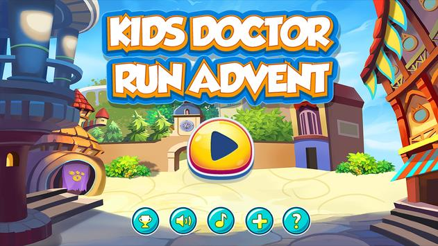 Kids Doctor: Run Advent poster