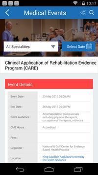 DoctorKSA Events apk screenshot