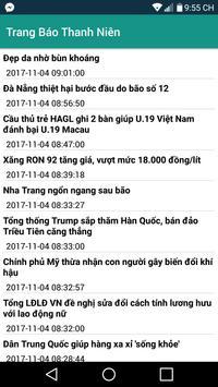 Truyện Tiểu Thuyết Hot apk screenshot