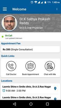 Dr. Satya Prakash Reddy screenshot 1