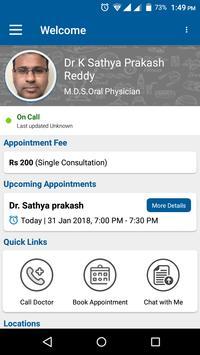 Dr. Satya Prakash Reddy screenshot 2