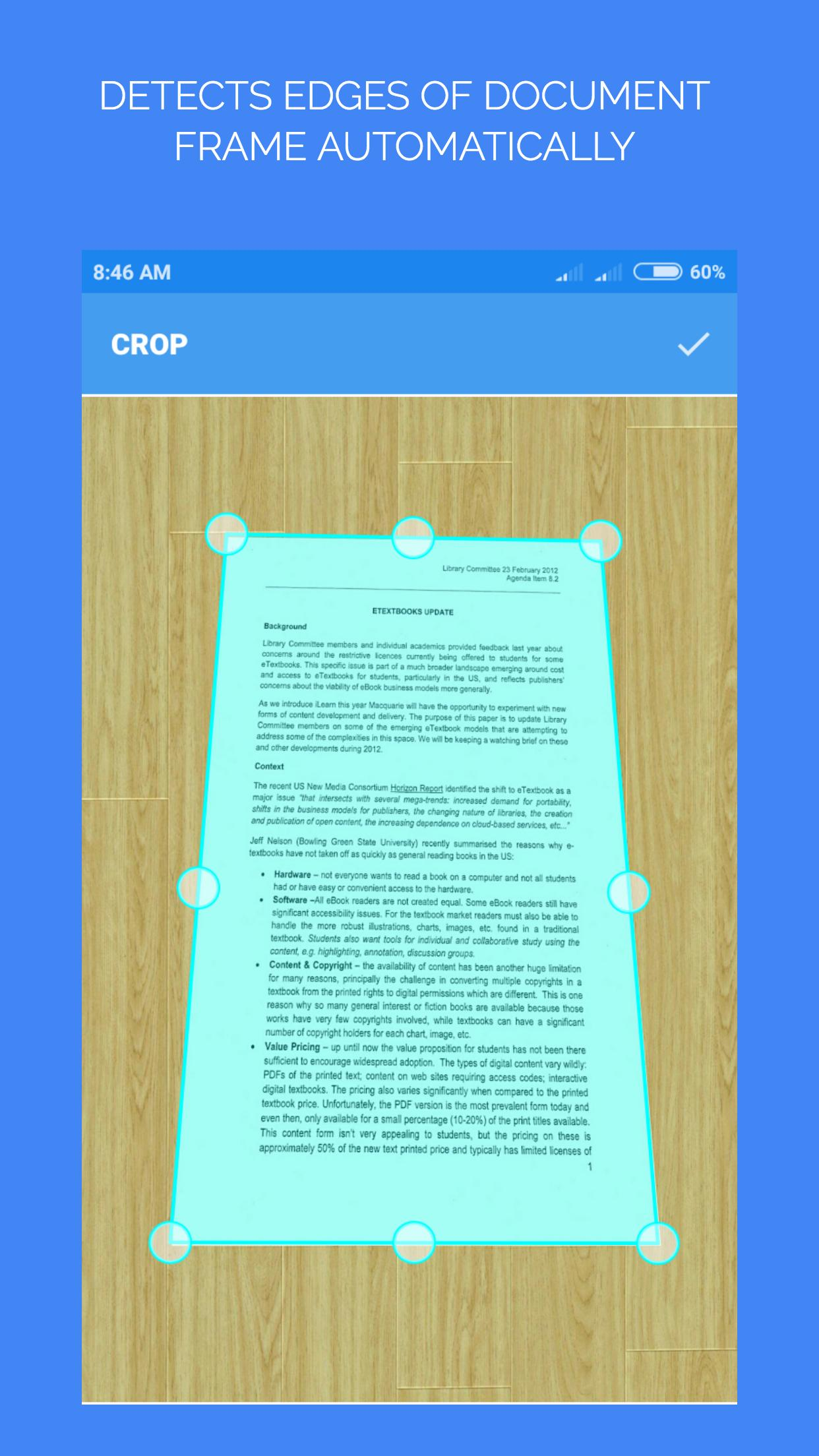 Doc Scanner for Android - APK Download