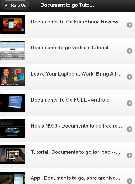 free download documents to go full version for android