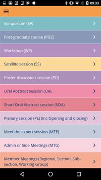 48th Union World Conference on Lung Health screenshot 1