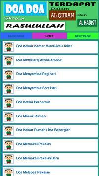 Doa Harian Islam Terlengkap apk screenshot