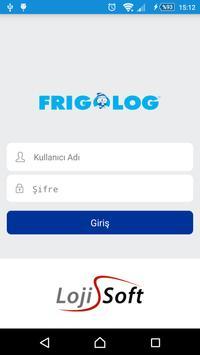 Frigolog Araç Yönetimi poster