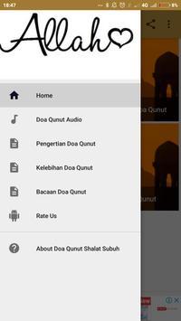 Doa Qunut Shalat Subuh Lengkap screenshot 1