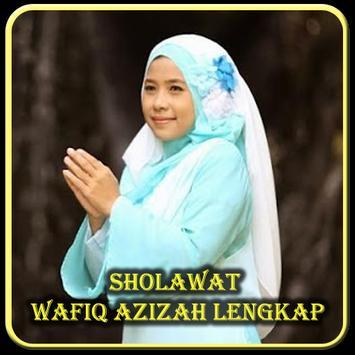 Sholawat Wafiq Azizah poster