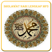 Sholawat Nabi Lengkap icon