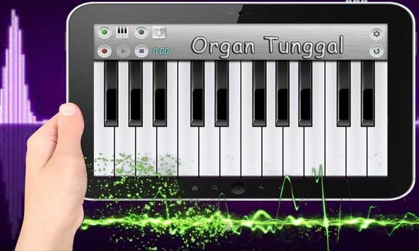 Suara Piano Organ Tunggal screenshot 2