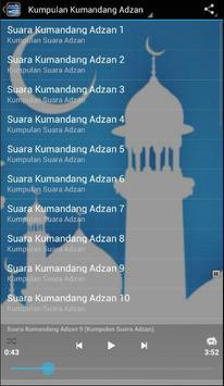 Kumpulan Suara Adzan apk screenshot