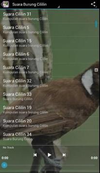 Kumpulan Suara Burung Cililin apk screenshot