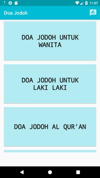 Kumpulan Doa Minta Jodoh Terlengkap poster